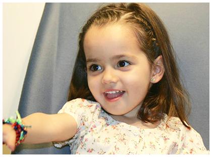 Oftalmología <br>Pediátrica o Infantil