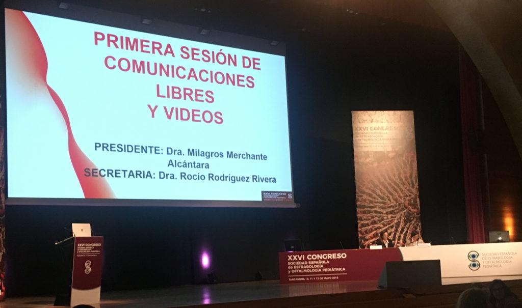 XXVI Congreso de la Sociedad Española de Estrabología y Oftalmología Pediátrica
