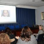 Intervención de la Dra. Merchante Alcántara en la 3ª Reunión Estrabológica Andaluza