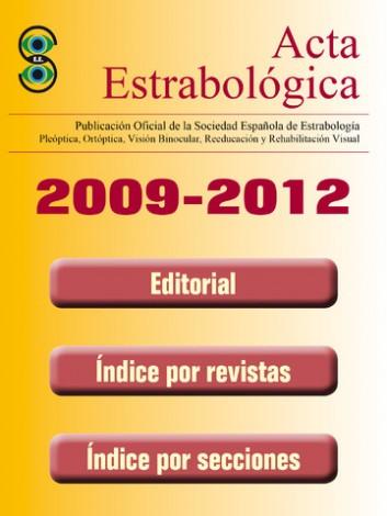 acta-estrabologica-2009-2012